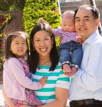 Family of Dr. Denise Chow & Dr. John Diune